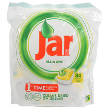 Jar All in One Deterdžent 84 tablete