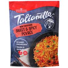 Talianetta Wok tjestenina sweet & spicy povrće 120 g