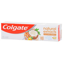 Colgate Natural Extracts coconut extract&ginger 75 ml