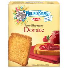 Mulino Bianco Fette Biscottate Dorate Dvopek 315 g