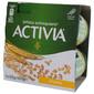 Activia Jogurt žitarice mix sa jabukom i cjelovitim žitaricama s 2,9% m.m. (4x125 g) 500 g
