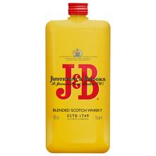 Pocket J&B Blended scotch whisky 0,2 l