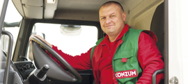 Vozač teretnog vozila (m/ž)