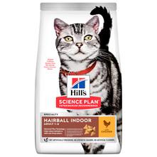 Hill's Adult Hairball Indoor Hrana za pse piletina 300 g