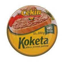 Koketa pileća jetrena pašteta 100 g