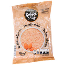 Sweet chef Badem mljeveni 200 g