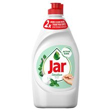 Jar Sensitive Teatree&Mint Deterdžent za pranje posuđa 450 ml