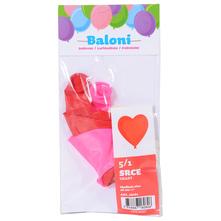 Baloni srce 5/1
