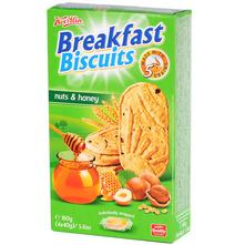 Breakfast Biscuits nuts & honey 160 g