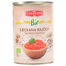 Podravka Bio Sjeckana rajčica 400 g