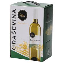 Terra Vinea Graševina vino 3 l