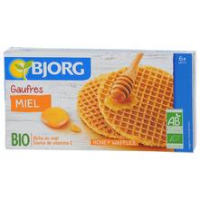Bjorg Keks od pšeničnog brašna s okusom meda eko 175 g