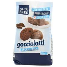 Nutrifree Gociolotti Keks čokolada 250 g