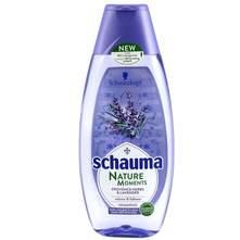 Schauma Nature Moments Provence Herbs&Lavender šampon 400 ml