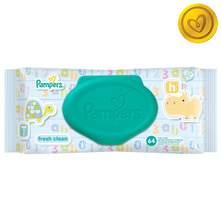 Pampers Fresh Clean Vlažne maramice 64/1