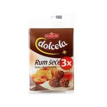 Dolcela šećer rum 3x10 g
