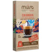 Must Colombia NS kava, 10 kapsula, 50 g