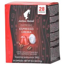 Julius Meinl Inspresso Espresso Crema Kapsule 151 g (28 kapsula)