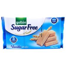 Gullon Keksi napolitanke od vanilije bez šećera 210 g