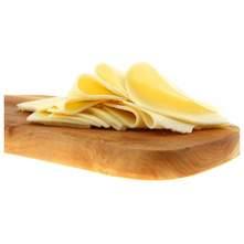 Gouda sir polutvrdi narezani
