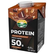 Z bregov Protein Mliječni napitak čokolada kikiriki maslac 0,5 l
