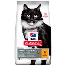 Hill's Mature Adult 7+ Sterilised Hrana za mačke piletina 1,5 kg
