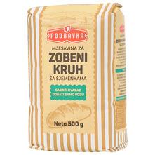 Podravka Mješavina za zobeni kruh sa sjemenkama 500 g