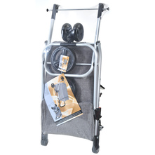 Kolica za kupovinu s torbom za hlađenje