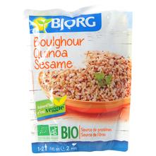 Bjorg Bulgur, quinoa i sezam gotovo jelo 250 g