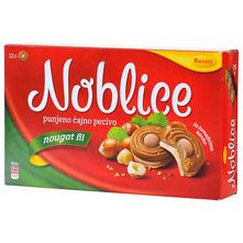 Banini Noblice Punjeno čajno pecivo nougat 167 g