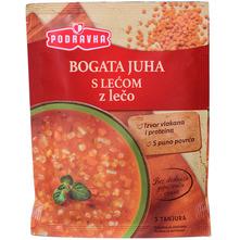 Podravka Bogata juha s lećom 75 g