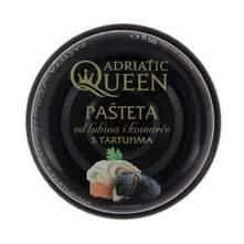 Adriatic Queen pašteta od lubina i komarče sa tartufima 95g