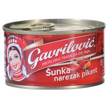 Gavrilović Šunka narezak pikant 150 g