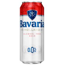 Bavaria premium pivo 0,0% alkohola 0,5 l