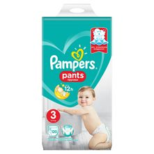 Pampers Pants Pelene-gaćice, veličina 3 (6-11 kg) 120/1