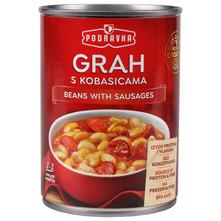 Podravka Grah s kobasicama 400 g