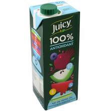 Juicy 100% antioxidant sok 0,75 l