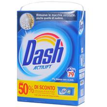 Dash Actilift Deterdžent 5,135 kg=79 pranja
