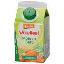 Voelkel Demeter Sok mrkva eko 500 ml