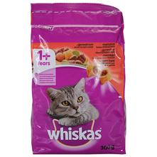 Whiskas Hrana za mačke govedina 300 g