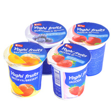 K Plus Yoghi fruits Voćni jogurt razni okusi 150 g