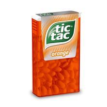 Tic tac bombon naranča 49 g