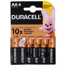 Duracell Baterije AA 6 LR6 MN1500 6/1