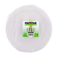 PapStar Economy Papirnati tanjuri 23 cm 20/1