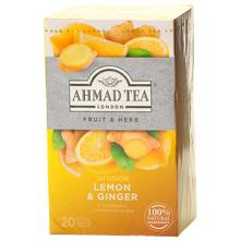 Ahmad Tea Čaj limun i đumbir 40 g