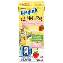 Nestlé Nesquik Mliječni napitak s okusom jagode 180 ml