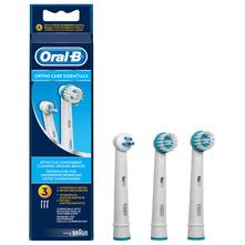 Oral B Ortho Zamjenske glave za električnu zubnu četkicu 3/1