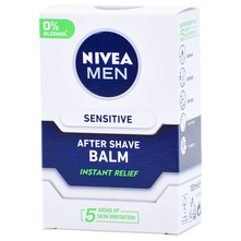 Nivea Men Sensitive Balzam za njegu nakon brijanja 100 ml