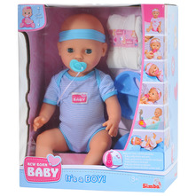 Simba New Born Baby Beba sa funkcijom pijenja i mokrenja