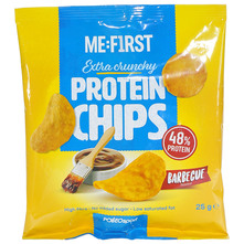 Polleo Sport Me:First Protein chips barbecue 25 g